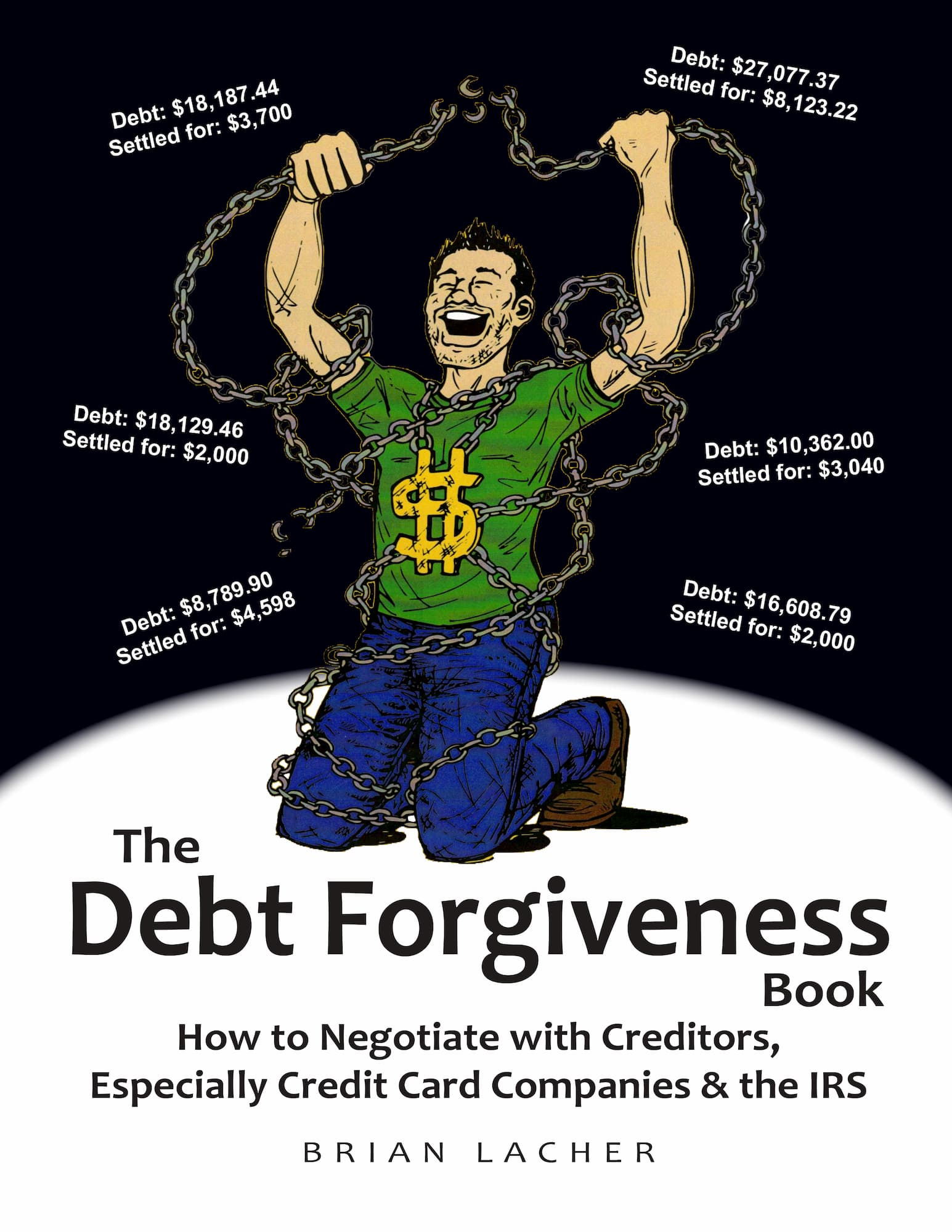 Debt Forgiveness Book by Brian Lacher